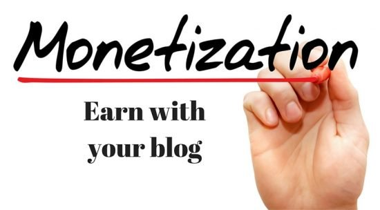 Monetize Your Blog With The Best Possible Ways