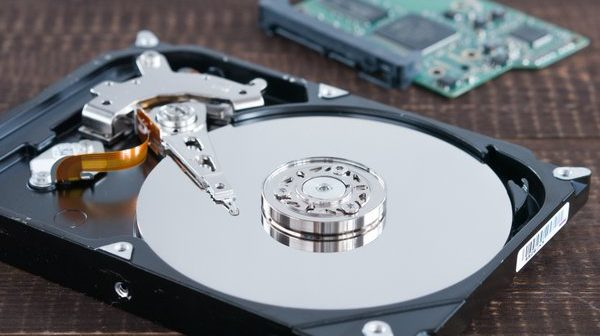 Hard Disk and its Important Components