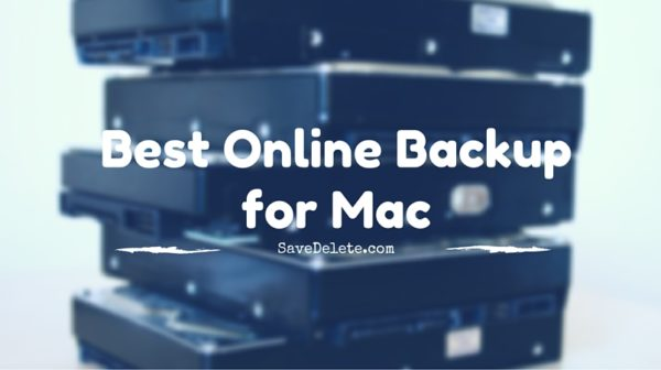 Get the Best Online Backup for Mac in 2016