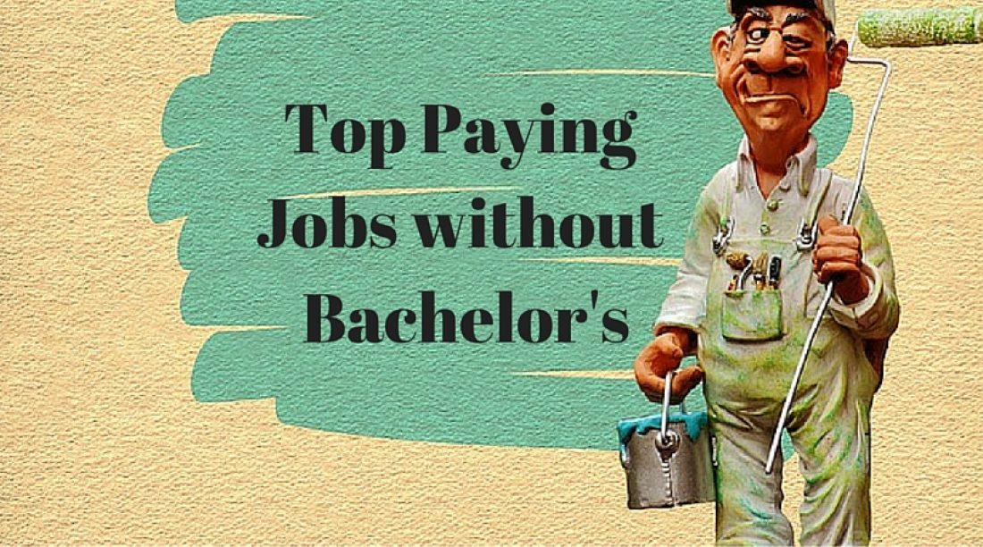5 Top Paying Jobs for Under Graduates