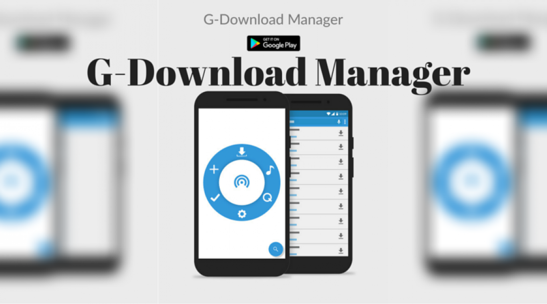 G-Download Manager - A Good Tool To Have