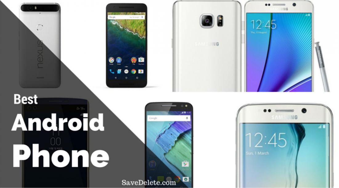 5 Of The Best Android Phones of June 2016