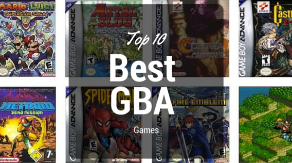Top 10 Best GBA Games That You Need to Play Right Now