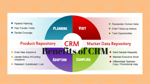 Top Benefits of CRM Services
