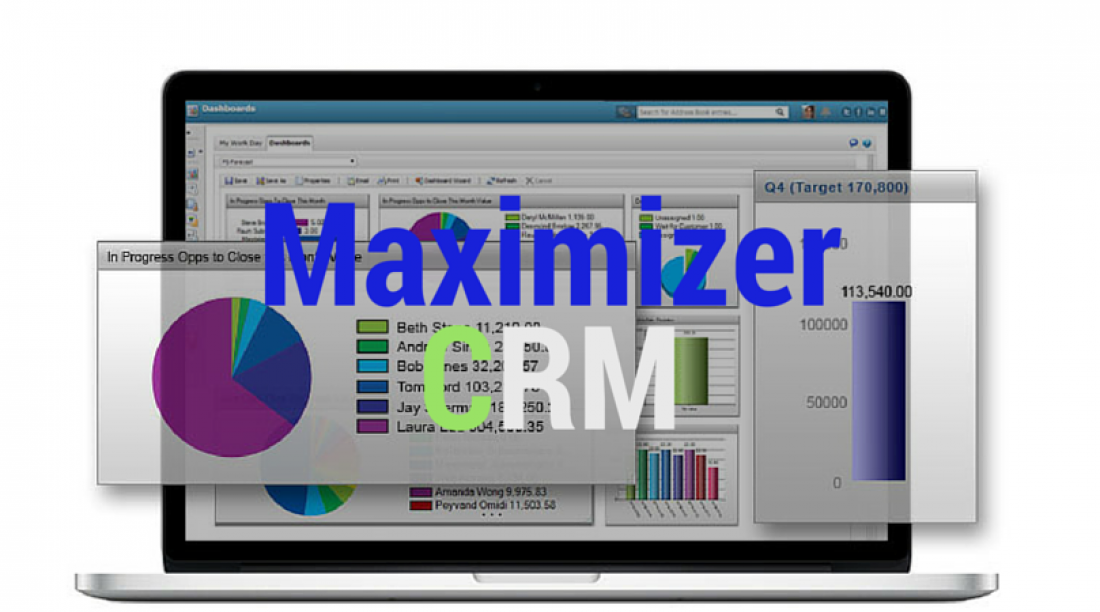 Maximizer Review - CRM Review