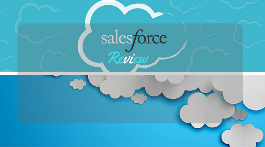 Top CRM software of 2016 – Salesforce – A Review