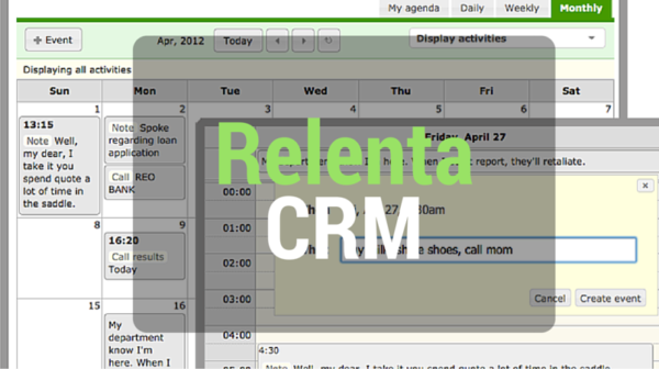 Relenta Review- CRM Software