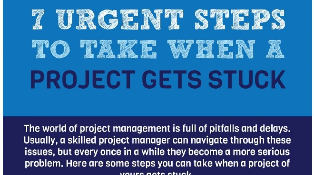 7 Urgent Steps to Take When a Project Gets Stuck