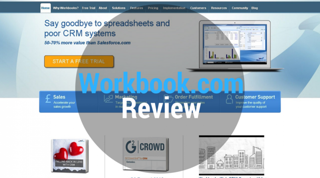 Workbooks.com CRM Software Review