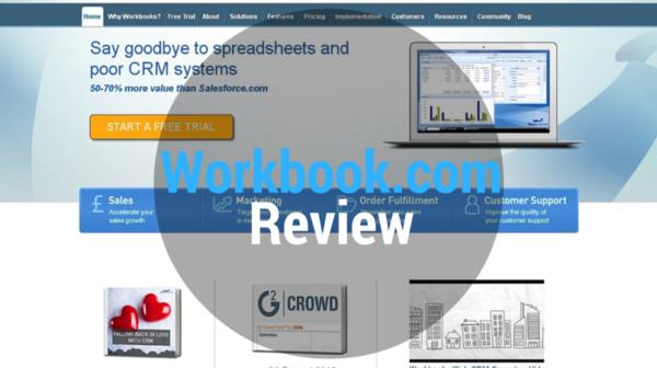 Workbooks.com CRM Software Review