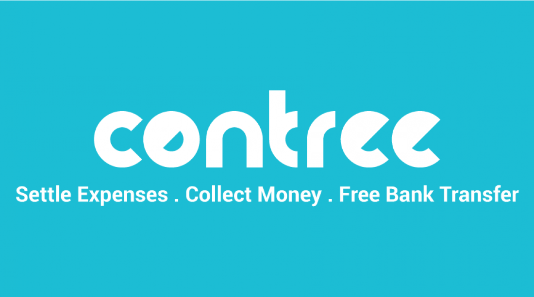 Contree - Social Payments and Expense Management  Simplified !