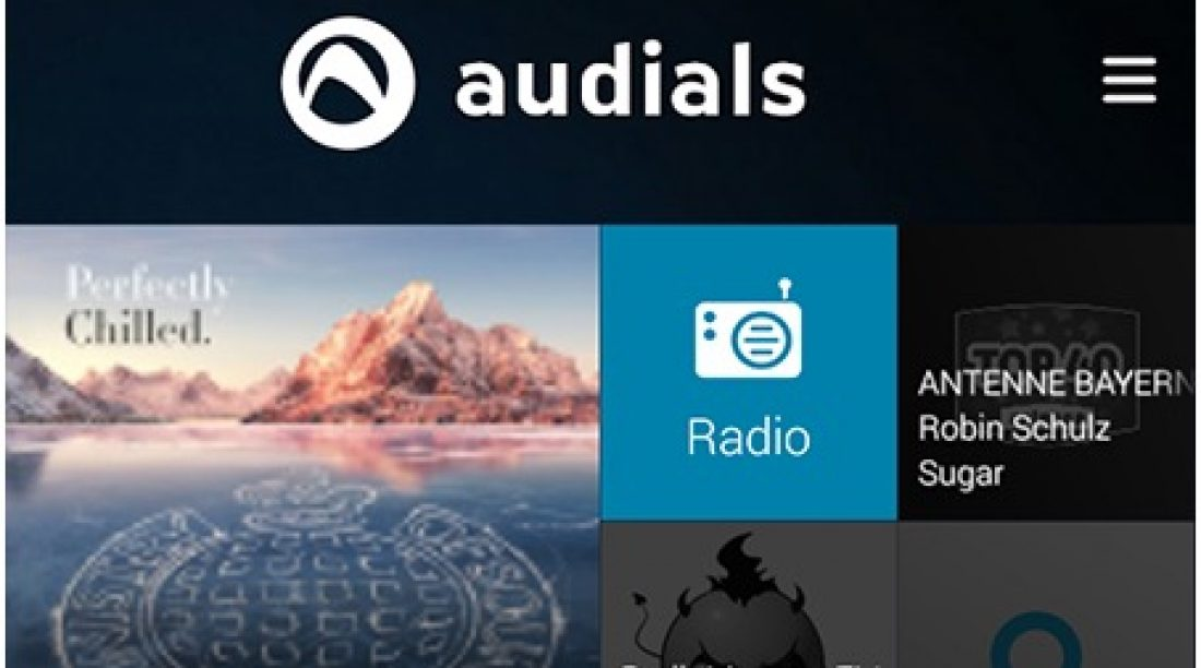 The Radio Dimension of Music - Audials Radio App