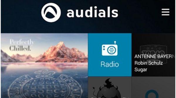 The Radio Dimension of Music - Audials Radio App