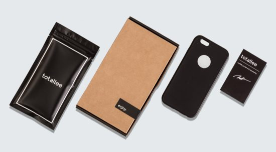 totallee makes super thin and sleek iPhone cases
