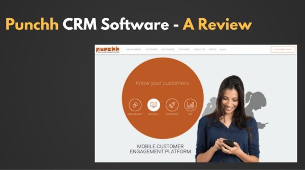 Punchh CRM Software - A Review