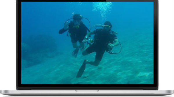 The Majestic Underworld and Scuba Diving