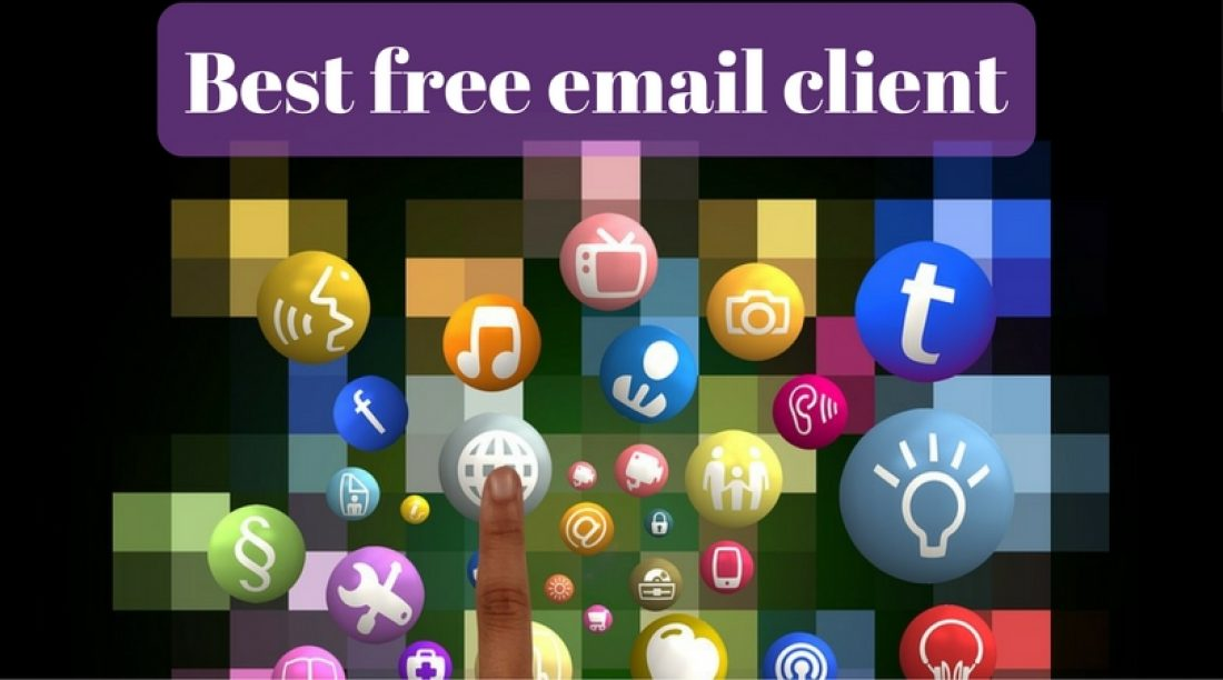 Best free email client