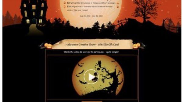 Halloween Campaign - EaseUS