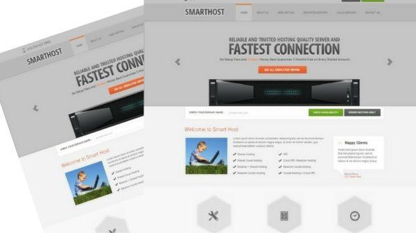 Smart Host HTML Template