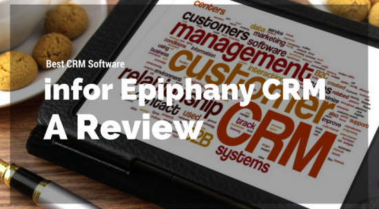 infor Epiphany CRM – A Review