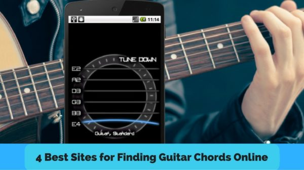 4 Best Sites for Finding Guitar Chords Online