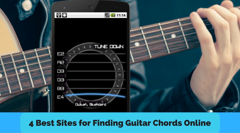 4 Best Sites for Finding Guitar Chords Online | SaveDelete