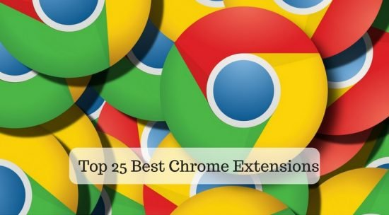 Top 25 Best Chrome Extensions