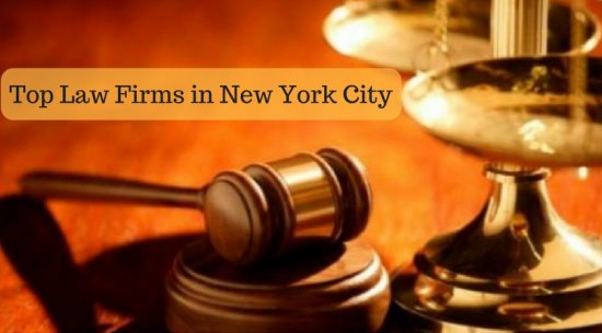 Top Law Firms in New York City
