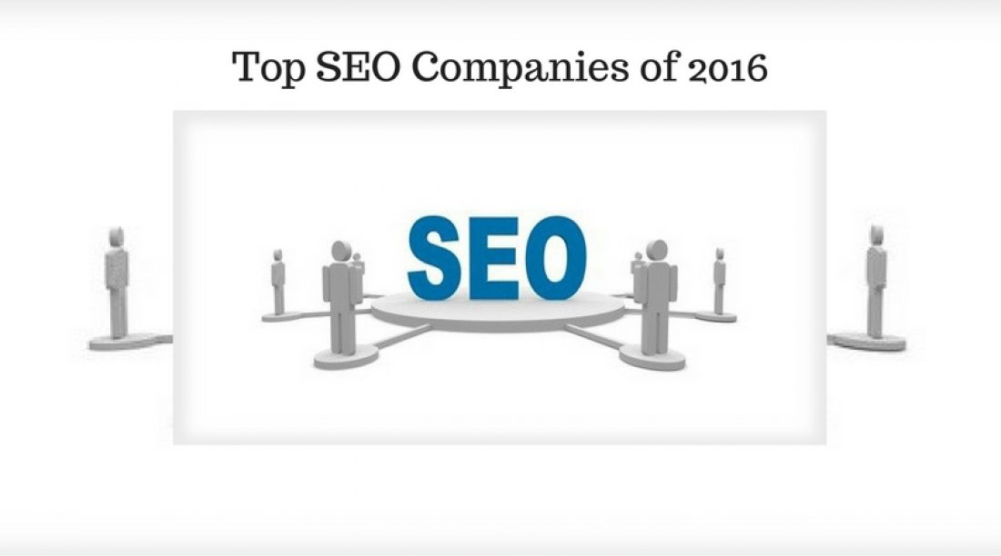 Top SEO Companies of 2016