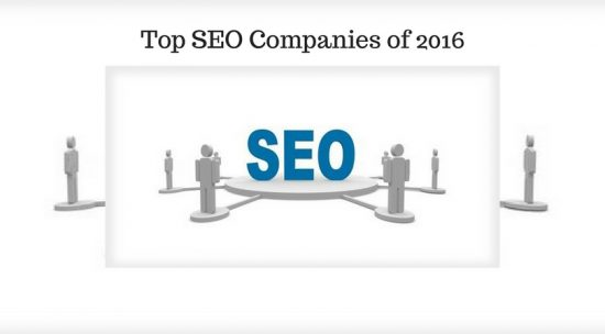 Top SEO Companies of 2016