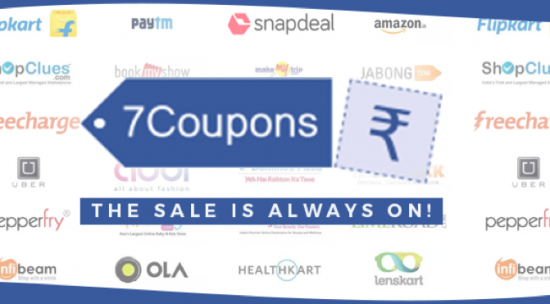 7Coupons.in Review
