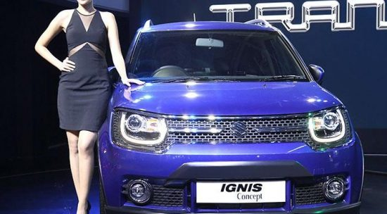 Maruti Ignis Launches at price of Rs 4.59 lakh competing Hyundai Grand i10