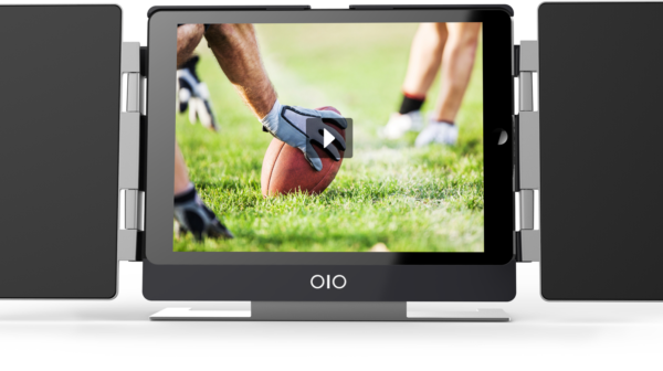 Enjoy iPad Home Theater with Amp by OIO