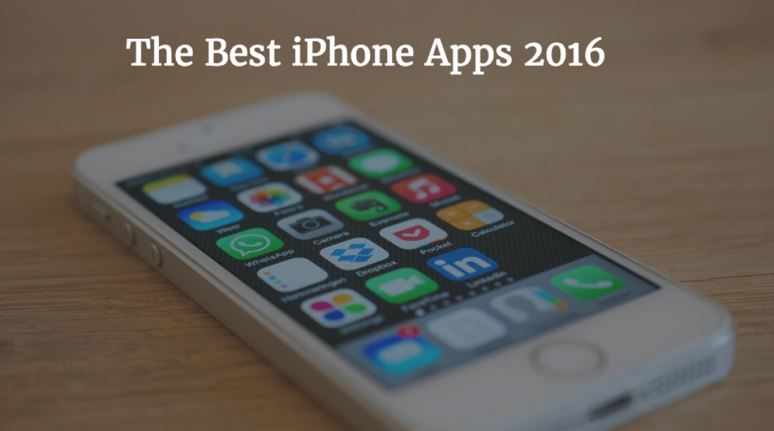 Best iPhone Apps 2016