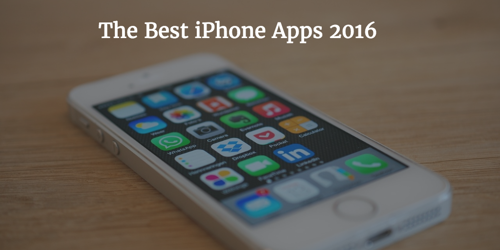 best apps for the iphone