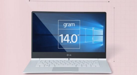 Tech: 24 Hour Battery Backup in the new LG Gram 14 Laptop