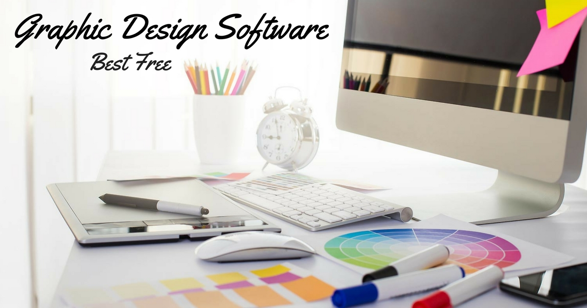 Top 10 best free graphic design software of 2017 Free graphic design programs