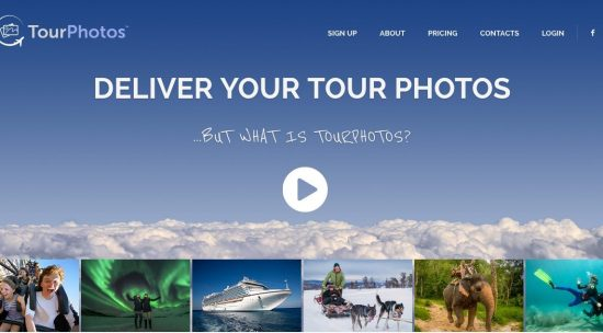 TourPhotos provide your tourists with your tour photos!