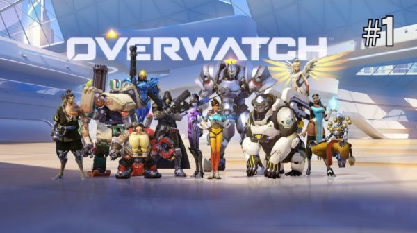 Overwatch Top Twitch Streamers Players