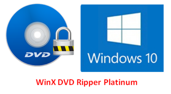 Download WinX DVD Ripper: Fastest Way for DVD Backup on Windows 10 This Year