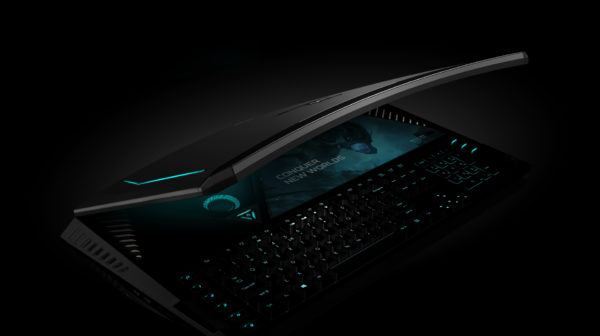 Acer Predator 21 - A Curved Laptop at Price of $8999