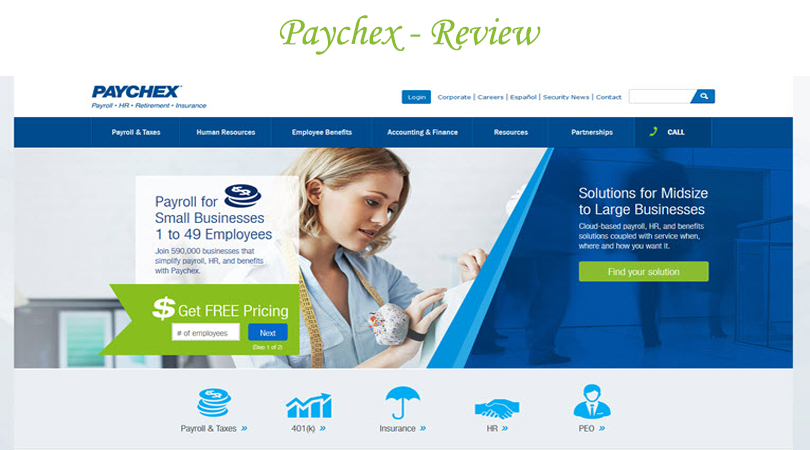 paycheck review