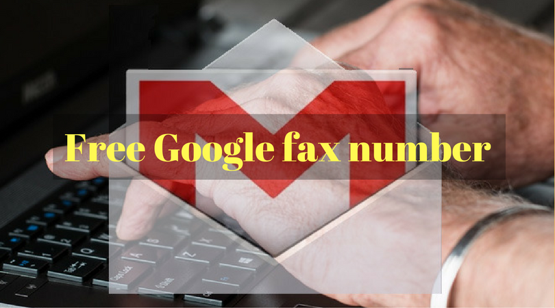 free google fax number ways to get it savedelete