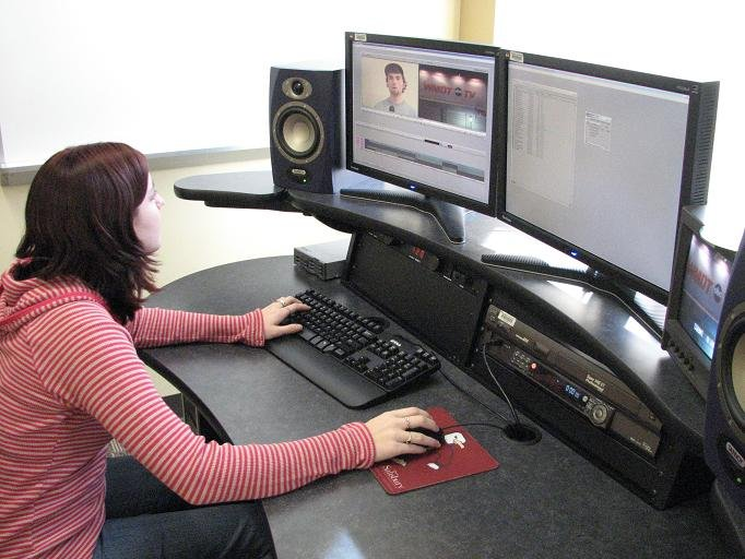 A good change: switching from apple to a pc-based video editing.