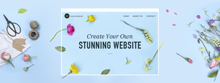 create your own site