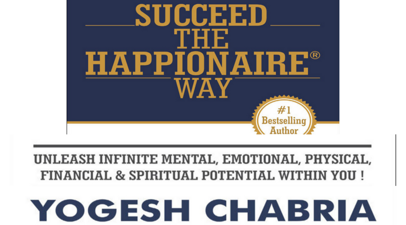 Yogesh Chabria Book