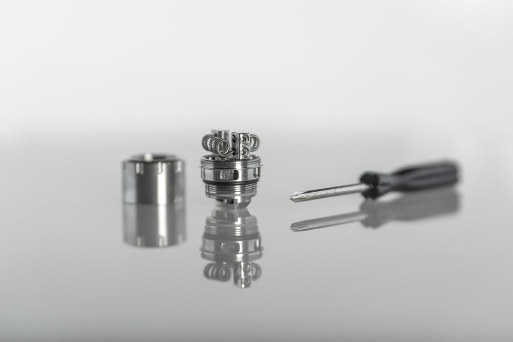 vaping hardware
