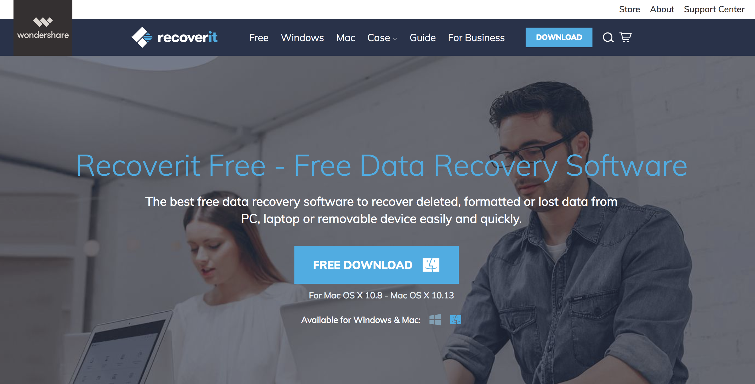 free data recovery software mac
