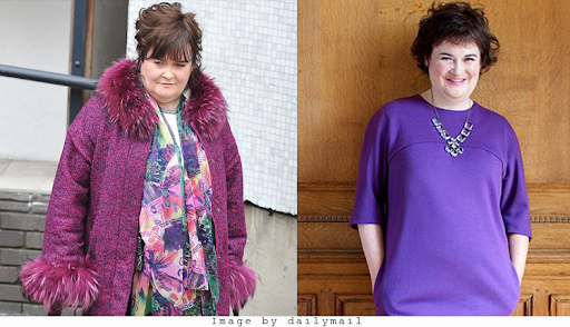 Susan Boyle Weight Loss Secret Savedelete