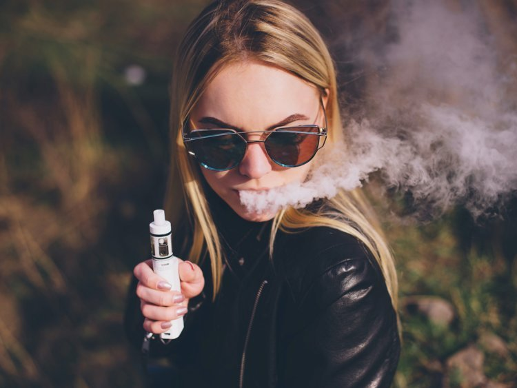 Take control of your health - switching to vaping